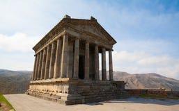 Armenia. Monastery Garni. Day! Stock Photography