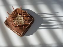 Amazing birthday cake with love