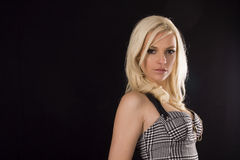 Amazing blond beauty Royalty Free Stock Photography