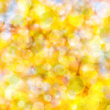 Amazing bokeh background Royalty Free Stock Photo