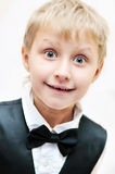 Amazing boy Royalty Free Stock Photography