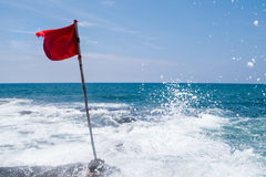 Amazing breaking ocean waves on Bali Royalty Free Stock Image