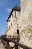 Trencin castle, Czech Republic royalty free stock photo