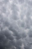 Amazing cloud formations in the sky Stock Photos
