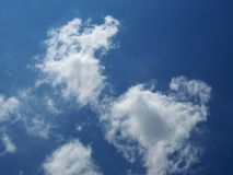 Amazing cloud in sky Stock Photo
