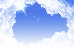 Amazing Clouds Stock Images