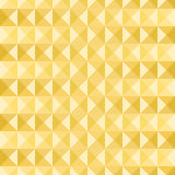 Amazing colorful golden vintage geometric pattern Stock Images