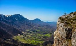 Amazing day on Dry mountain stock photos