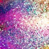 Amazing design on purple glittering. EPS 10 Royalty Free Stock Image