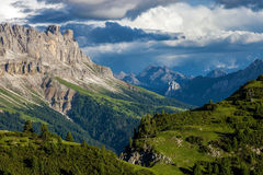 Amazing Dolomite Alps Stock Images