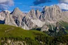 Amazing Dolomite Alps Stock Photography