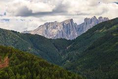 Amazing Dolomites Mountains Stock Image