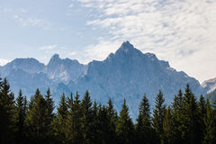 Amazing Dolomites Mountains Stock Photos