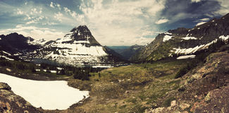 Amazing Glacier National Park Royalty Free Stock Image