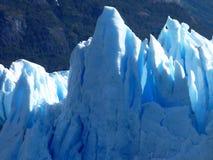Amazing glacier perito moreno in argentinian patagonia Stock Photography
