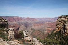 Grand Canyon, Arizona Stock Photography