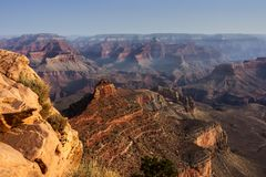 Amazing Grand Canyon Royalty Free Stock Photo
