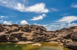 The amazing greatest islet-Sampanbok Royalty Free Stock Photos
