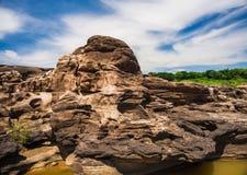 The amazing greatest islet-Sampanbok Stock Photography