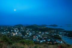 Amazing Kornati archipelago of Croatia. Northern part of Dalmati Royalty Free Stock Photography