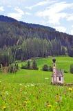 Amazing landscape in Dolomites Royalty Free Stock Photos