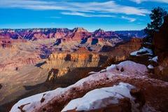Amazing Landscape in Grand Canyon National Park,Arizona,USA. Amazing Landscape in World-Famous Grand Canyon National Park,Arizona Stock Photo