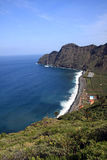 An amazing landscape from La Gomera Royalty Free Stock Images