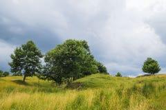 Amazing landscape , Land of Hateg, Romania Royalty Free Stock Photos