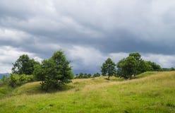 Amazing landscape , Land of Hateg, Romania Royalty Free Stock Image