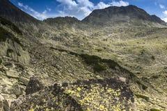 Amazing Landscape of Momin Dvor Peak Royalty Free Stock Photo