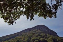Landscape near Glozhene Monastery, Stara Planina Mountain  Balkan Mountains, Lovech region, Bulgaria Stock Photos