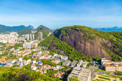 Amazing landscape in Rio de Janeiro, Brazil - Latin America Royalty Free Stock Photography