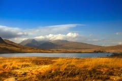 Argyll and Bute. Scottish Highlands royalty free stock image