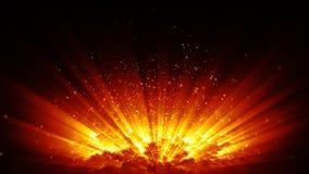 Amazing Lava Background Stock Image