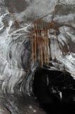 Amazing Lava Tube Royalty Free Stock Images