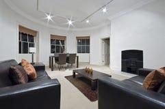 Amazing living room Stock Image