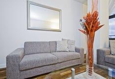 Amazing modern living room Stock Photo