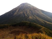 Amazing Mount Kembang stock photo
