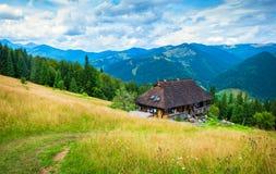 Amazing mountain landscape Stock Images