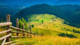 Amazing mountain landscape Royalty Free Stock Image