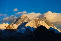 Mountains. stock image