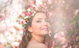 Free Amazing Natural Spring Beauty. Stock Photography - 116042562