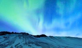 Amazing Northern light Stock Photos