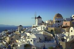 Amazing Oia Santorini Greece Royalty Free Stock Photos