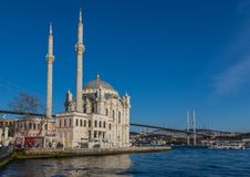 The amazing Old Town Istanbul, Turkey royalty free stock photo
