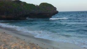 Amazing Peaceful Sea view Mombasa Royalty Free Stock Photo