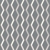 Amazing pop-art grey vintage geometric element pattern Stock Photo