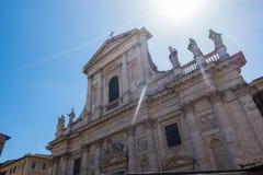 Amazing Rome, Italy Royalty Free Stock Photos