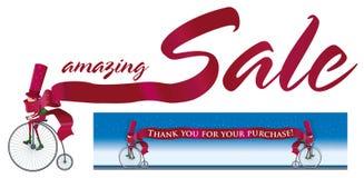 Amazing Sale Stock Photo
