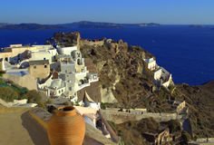 Amazing Santorini Greece Stock Photos